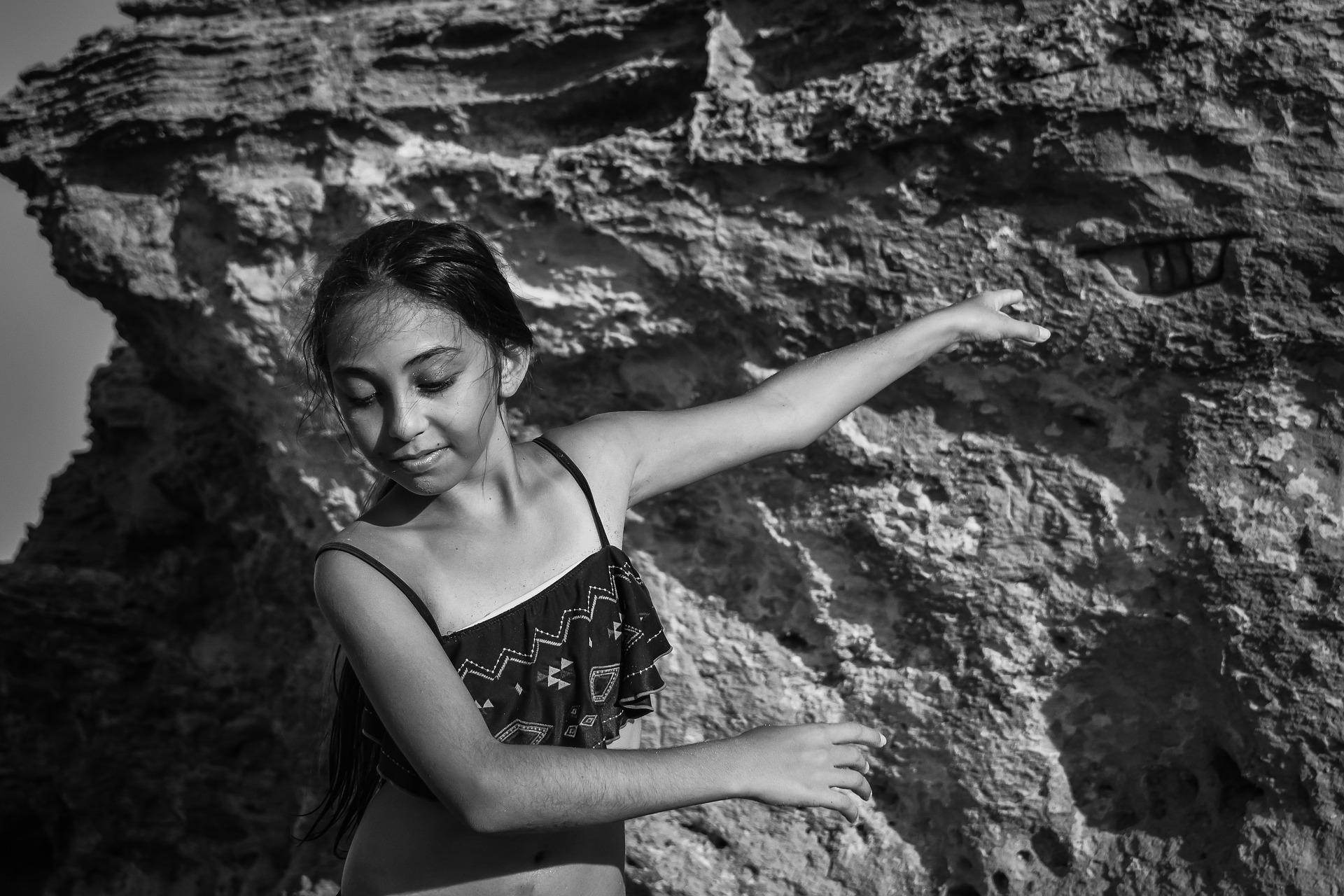 Swobodna gimnastyka i taniec