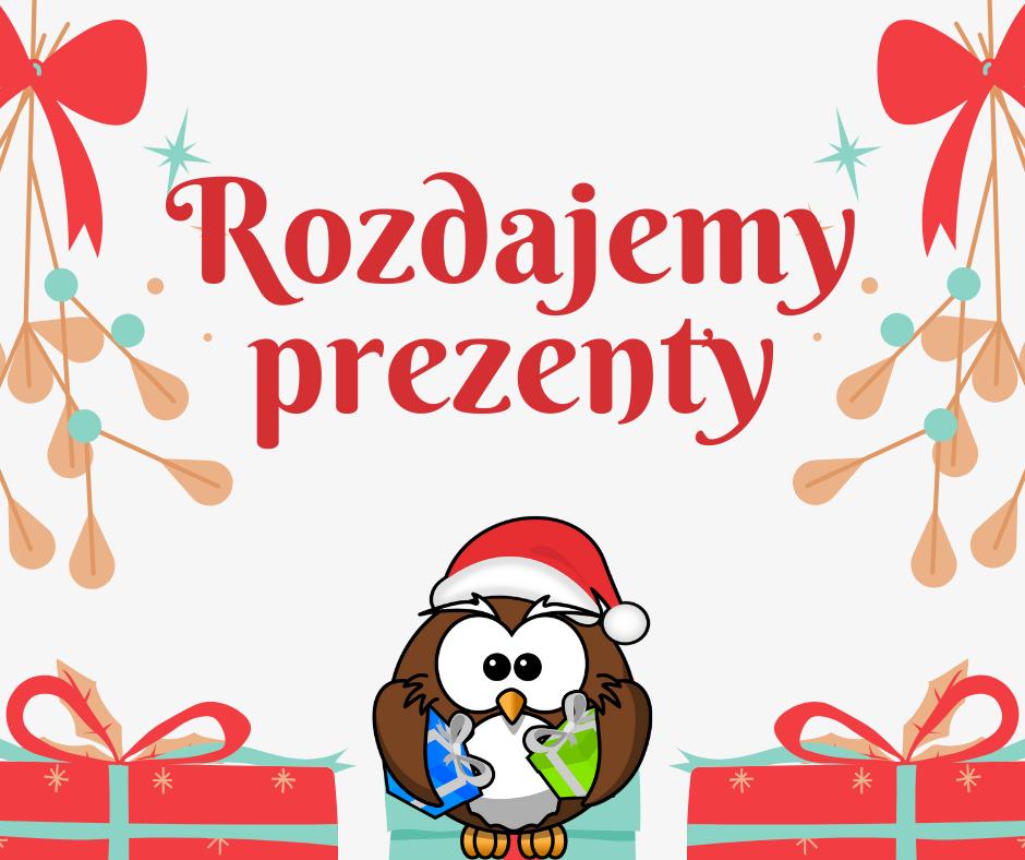 Rozdajemy prezenty z Rossmann Polska
